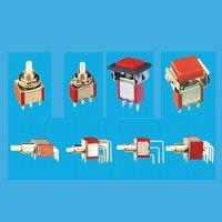 Snap-Acting Pushbutton Switch